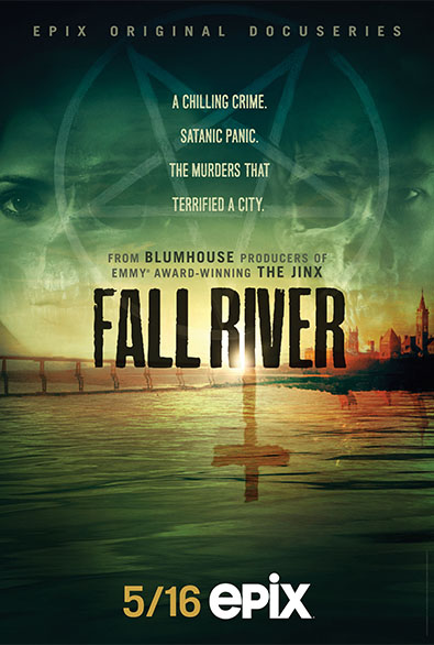Poster for Fall River