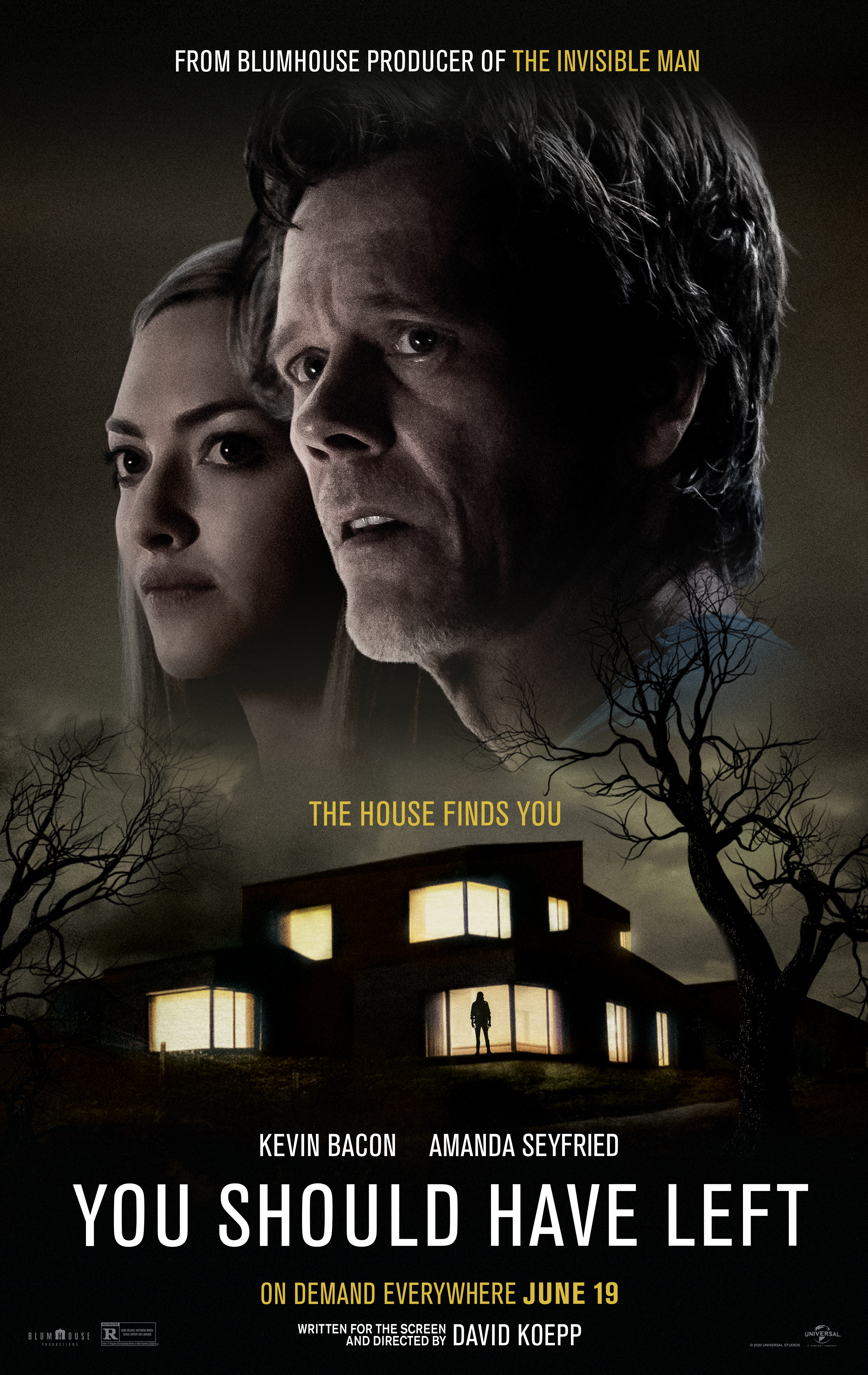 Poster for You Should Have Left