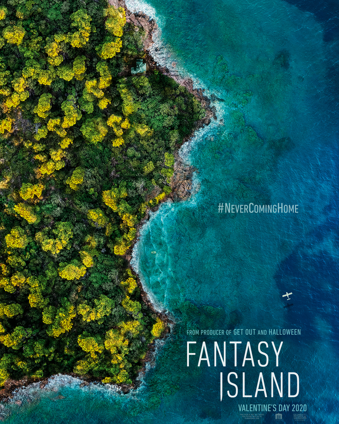 Poster for Blumhouse's Fantasy Island