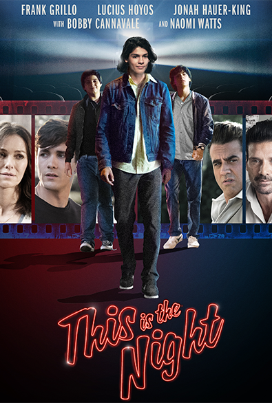 Poster for This is the Night