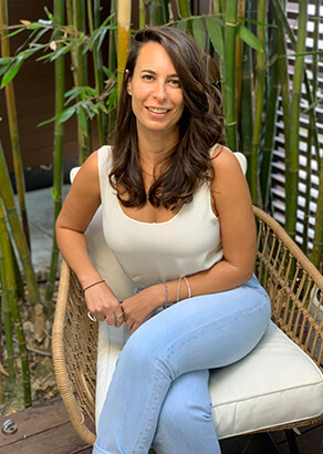 Photo of Karine Shahar, Chief Human Resources Officer