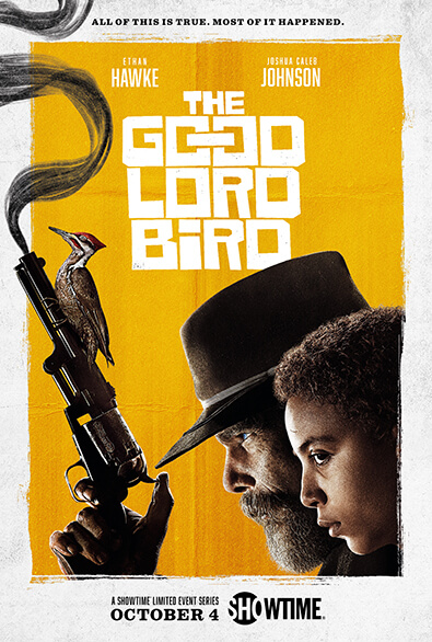 Poster for The Good Lord Bird