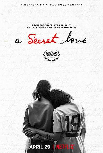 Poster for A Secret Love