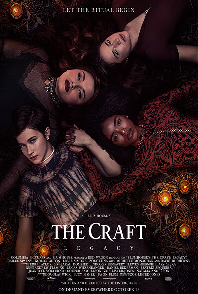 Poster for The Craft: Legacy