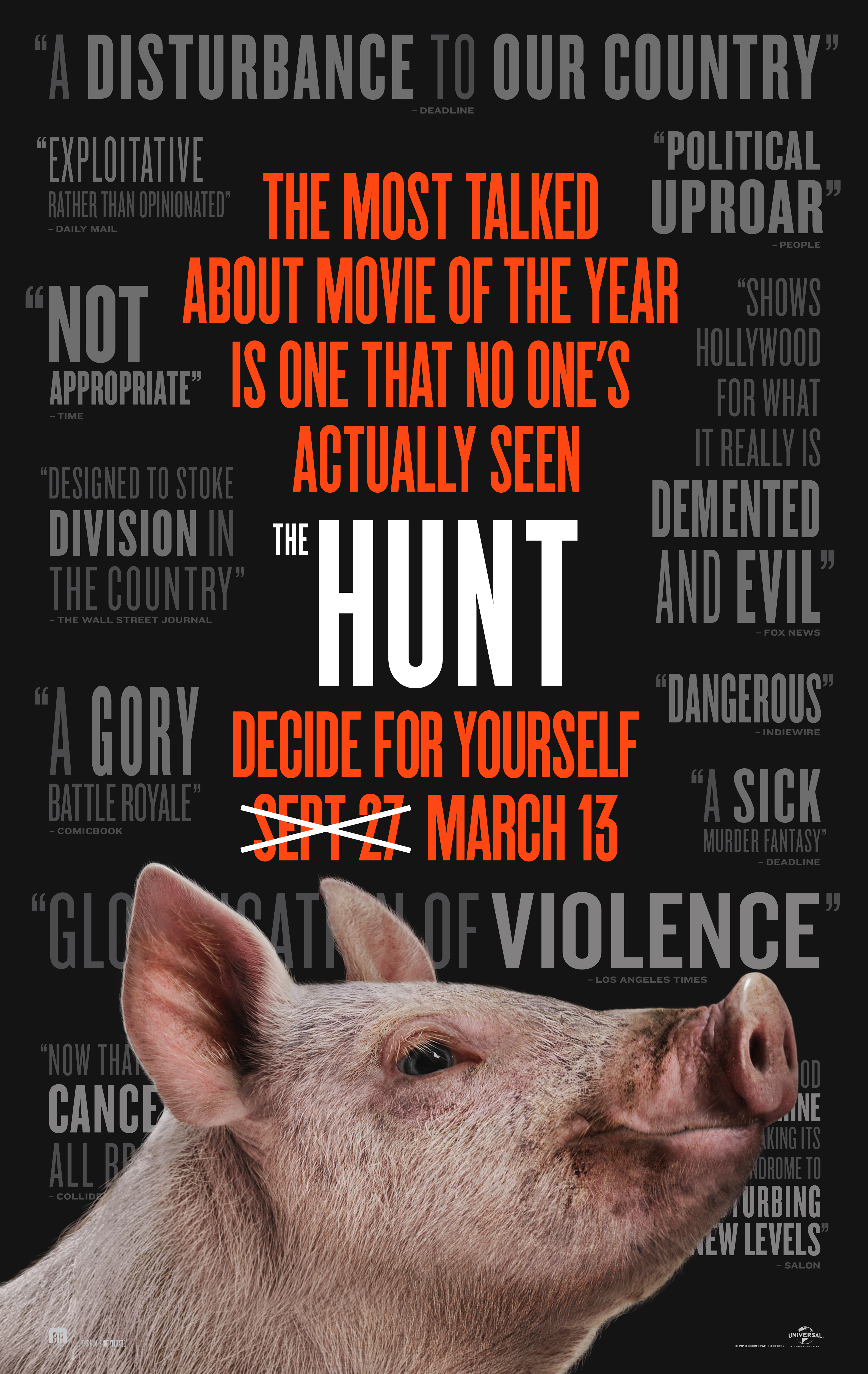 Poster for The Hunt